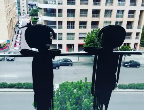 Kids Silhouette Balcony